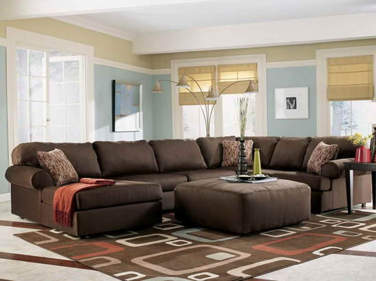 Easy And Practical Living Room Ideas : Living Room Ideas With Sectionals