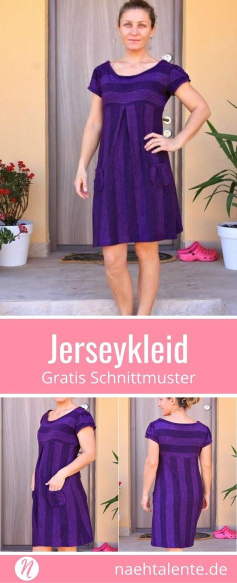 186 best Kleider free pdf images on Pinterest | Diy clothing, Diy ...