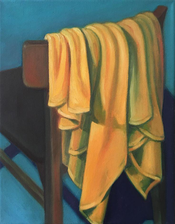 P #9-1. 11x14. Oil on Canvas. 2017