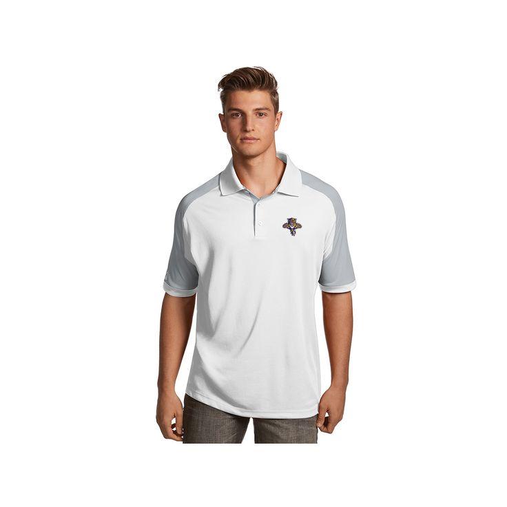 Men's Antigua Florida Panthers Century Polo, Size: Medium, White