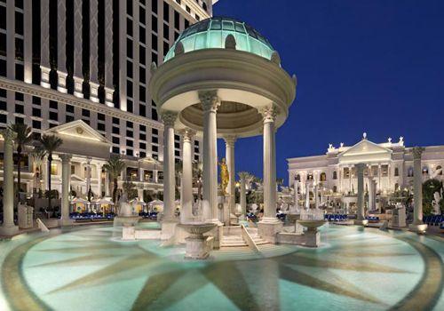 Séjour de luxe, Nobu Hotel au Caesars Palace, Las Vegas, Etats-Unis - Privilèges Voyages