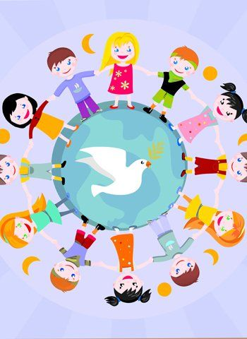 1959 - Declaración de los Derechos del Niño por la Asamblea General de las Naciones Unidas.