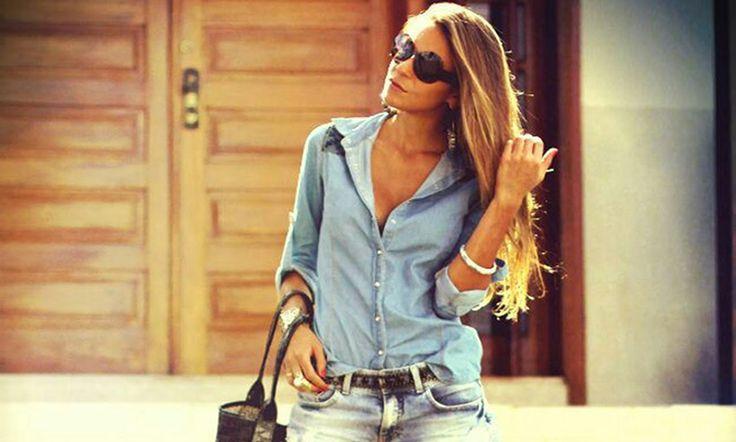 Outfits casuales primavera verano 2016