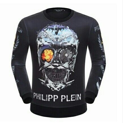 PHILIPP PLEIN NEW Sports Clothes Black 7034 #philipplein #sport #sportclothes #polo #menfashino #menclothes #black #smile #swag #sport #tbt #happy #