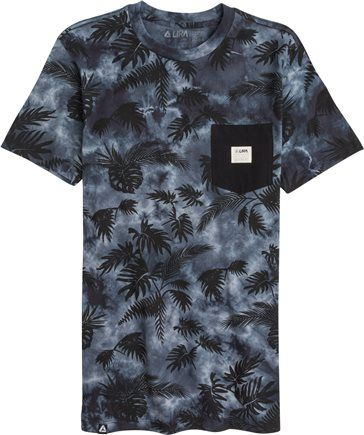 Lucid aloha print pocket tee. http://www.swell.com/New-Arrivals-Mens/LIRA-ACID-ISLE-SS-POCKET-TEE?cs=CH