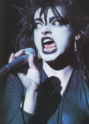 Nina hagen's goth phase 1978