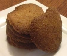 Recipe Lemon shortbread (Gluten, dairy and refined sugar free) by Thermo Sensation - Recipe of category Baking - sweet
