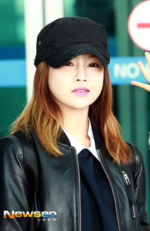 """fy-t-ara: """"""""151121 Incheon airport departure """" """""""