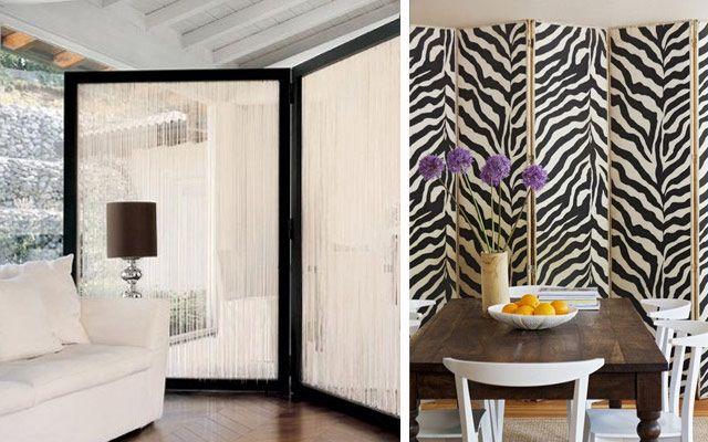 49 biombos modernos para separar espacios proyectos que debo intentar pinterest inside design - Biombos casa home ...