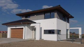 Projekt domu Modena -front