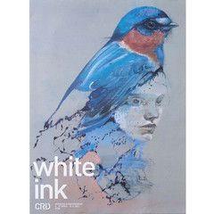 Køb White Ink af Cathrine Raben Davidsen hos Stilleben – Stilleben - køb design, keramik, smykker, tekstiler og grafik