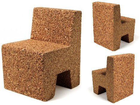 Cork Furniture, Handy In A Flood I Suppose, But Surprised Steven Vincent  Hasnu0027t Thought Of It!