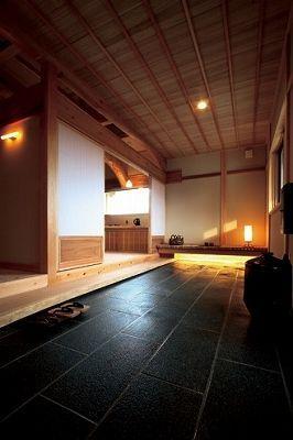 風義ブログ 続 土間のある家【会津山義】