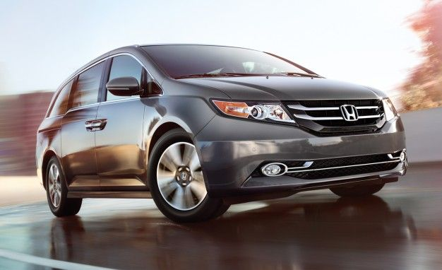 2014 Honda Odyssey Priced: Potentially the World's Most Expensive Vacuum Cleaner