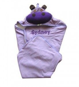 12 best baby hooded towels images on pinterest hooded towels happy hippo baby towel hooded towel with name negle Choice Image
