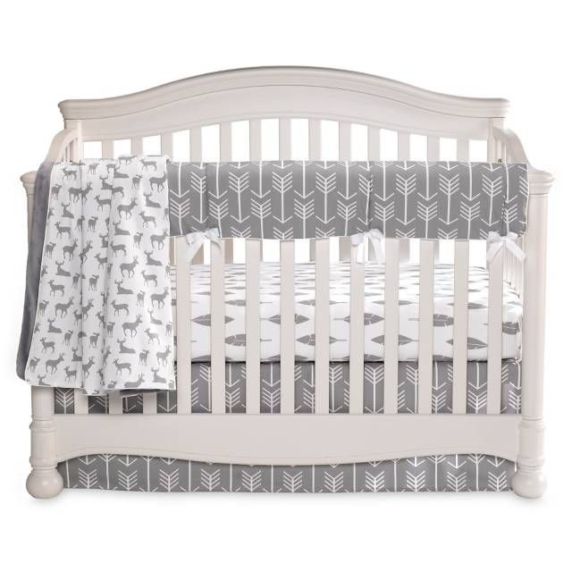 product image for Liz and Roo Woodland Crib Bedding Collection