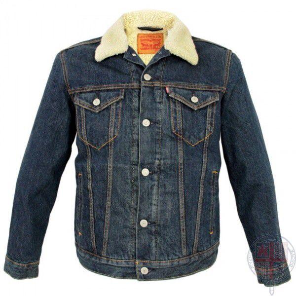 """#Levis """"Sherpa Trucker"""" #cazadora #chaqueta #abrigo #jacket #coats #novedad #nuevo #nuevacoleccion #newcollection #AW15  http://www.rivendelmadrid.es/shop/catalogsearch/result/?q=Trucker"""