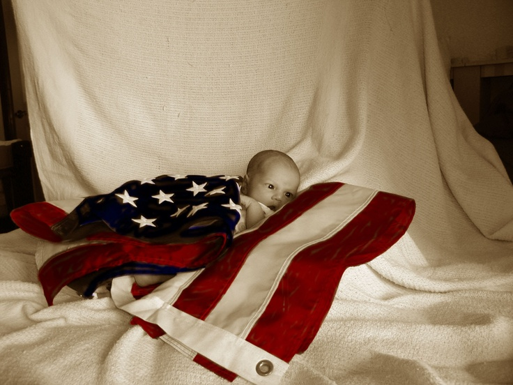 4th of july baby, cute!!!: Baby Pics, My Daughter, July Baby
