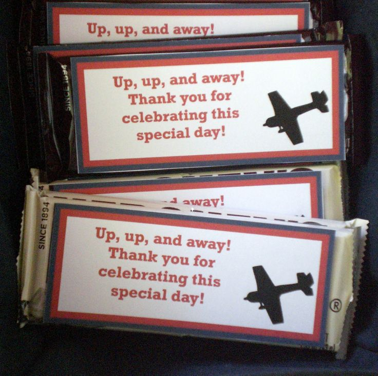 Airplane Birthday Party Favor Tags: 25+ Best Ideas About Airplane Party Favors On Pinterest