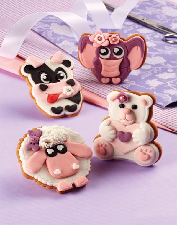 DOUGH CUTTER ANIMAL 3D