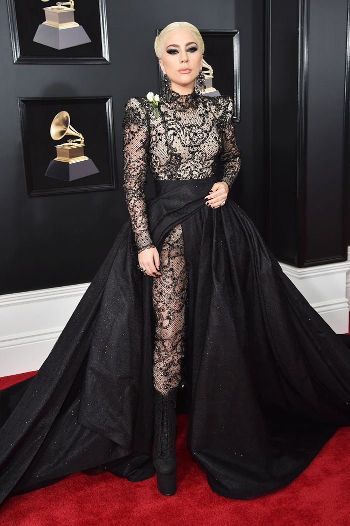 The Only Grammys Red Carpet Looks You Need To See Lady Gaga Dresses Lady Gaga Fashion Grammy Outfits