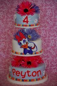 Daisy Duck Cake...