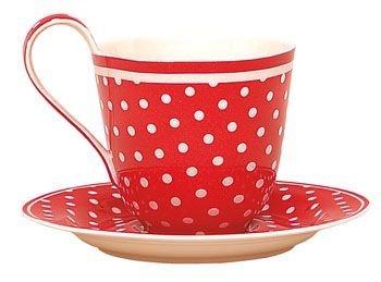 porcelán csésze és alj, 3990.-
