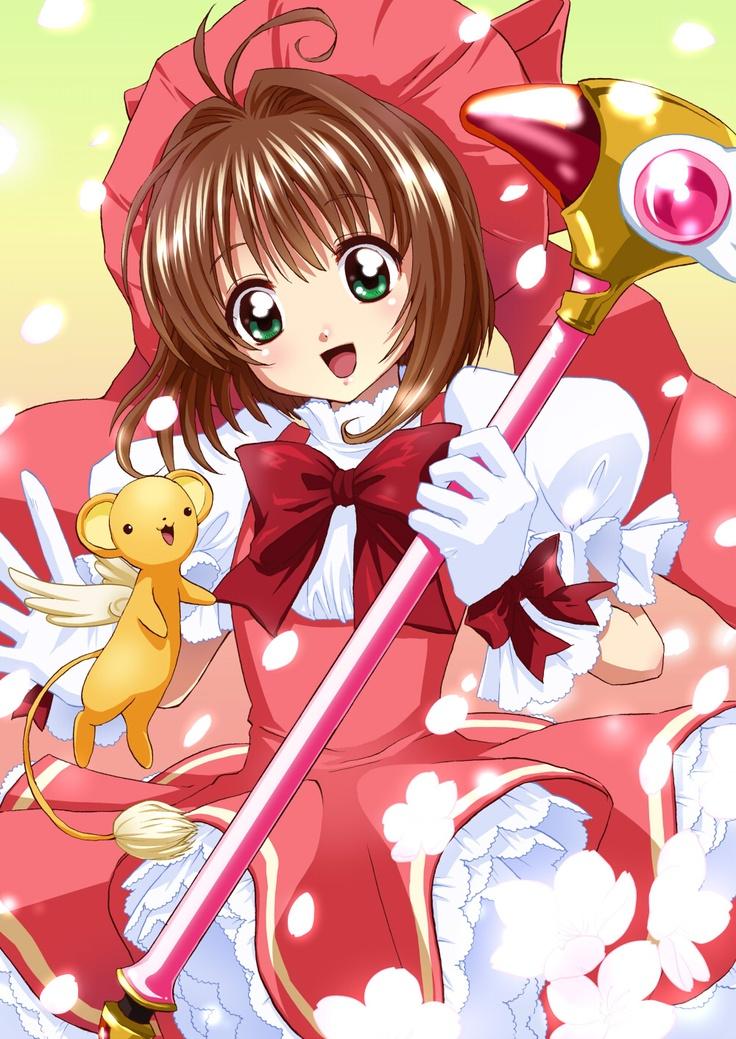 cardcaptor sakura, sakura kinomoto, kero