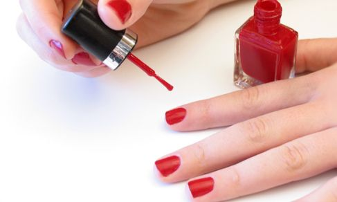 At-Home Gel Manicure Tips