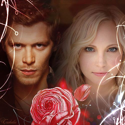 although i love Caroline and Tyler together, a small part of me wishes she would end up with Klaus