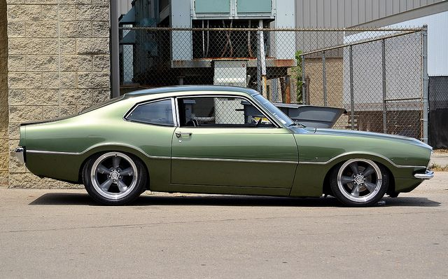Ford Maverick custom