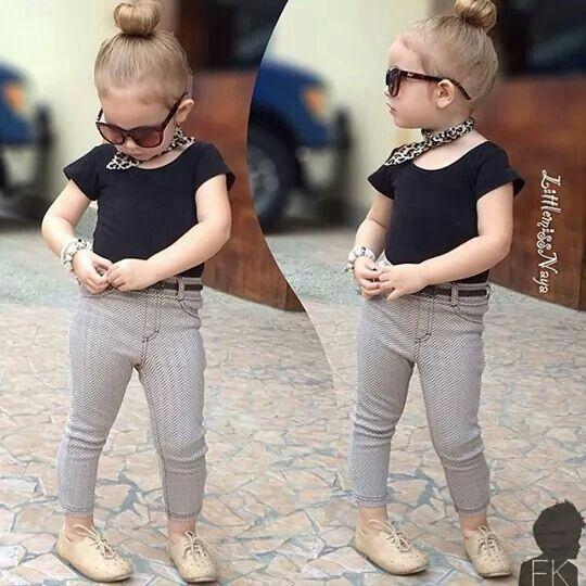 Moda para niñas fashion