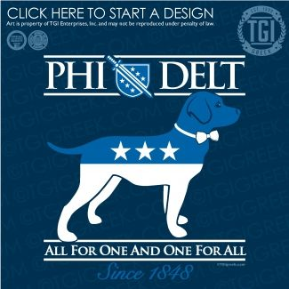 Phi Delta Theta | ΦΔΘ | Spring Rush | Spring Rush Shirt | TGI Greek | Greek Apparel | Custom Apparel | Fraternity Tee Shirts | Fraternity T-shirts | Custom T-Shirts