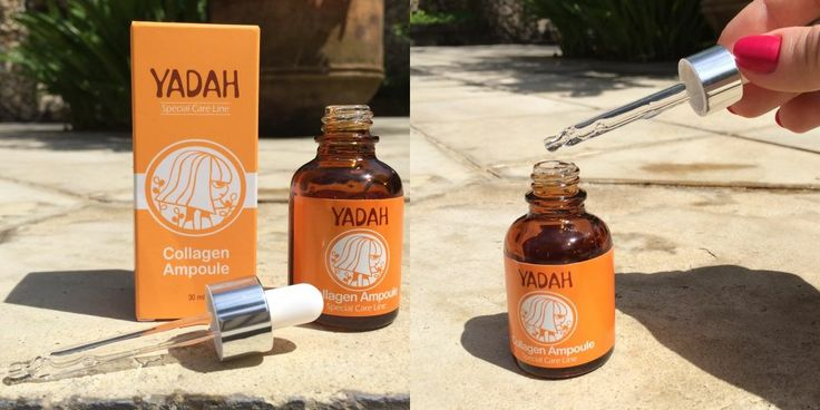 Yadah Collagen Ampoule Serum. Check out the review.