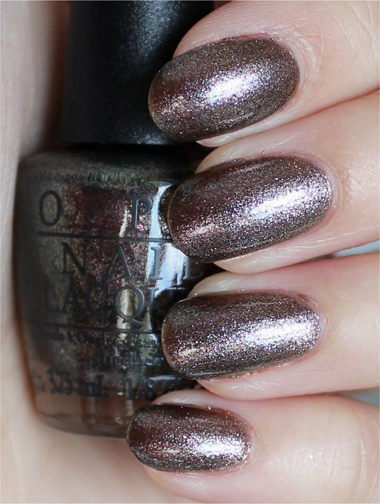 Opi Quot The World Is Not Enough Quot Bond Collection Purple