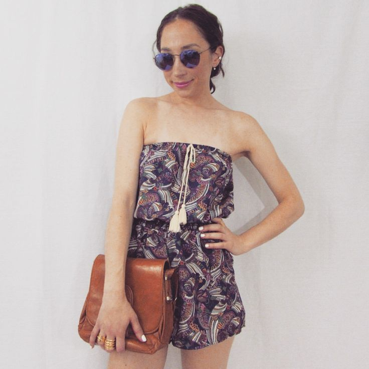 all about the onesies $29.98 www.republiquecollection.com #montreal #mtl #fashion #mode #summer #romper #onesie