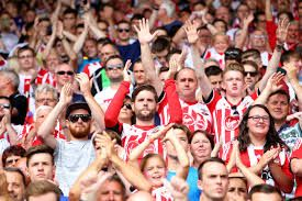 @Southampton the best fans in the world!