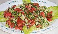 Çoban Salatası (Shepherd's Salad) - - mymerhaba.com