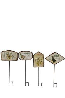 Birds Metal Signs