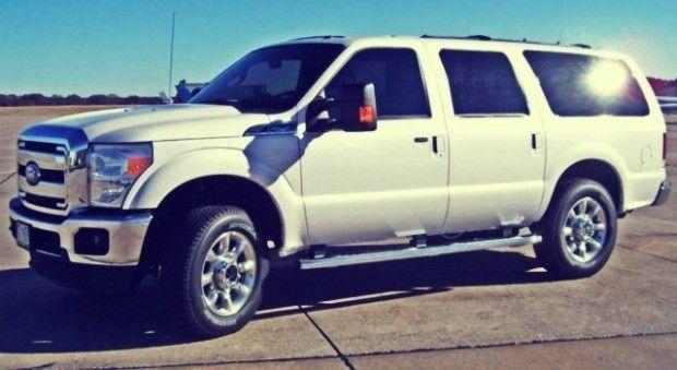 Ten Quick Tips For 2020 Ford Excursion Diesel Dengan Gambar