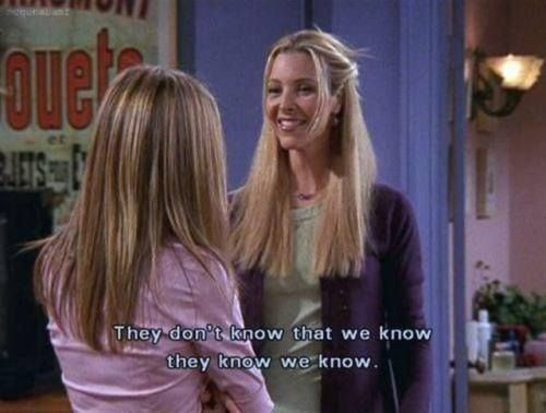 Best friends quote ever. They'll never know...
