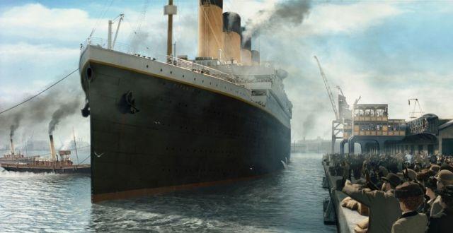 Titanic, 36.500 giorni fa la tragedia
