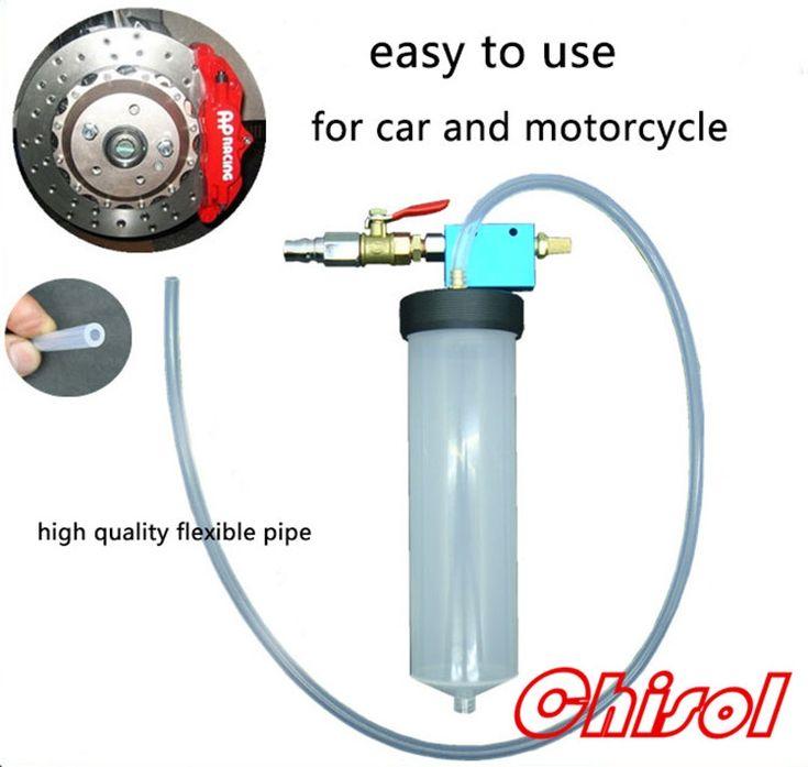 free shipping car/trunk brake fluid replacement tool/brake pump drained tool/pumping oil bleeder machine garage tools