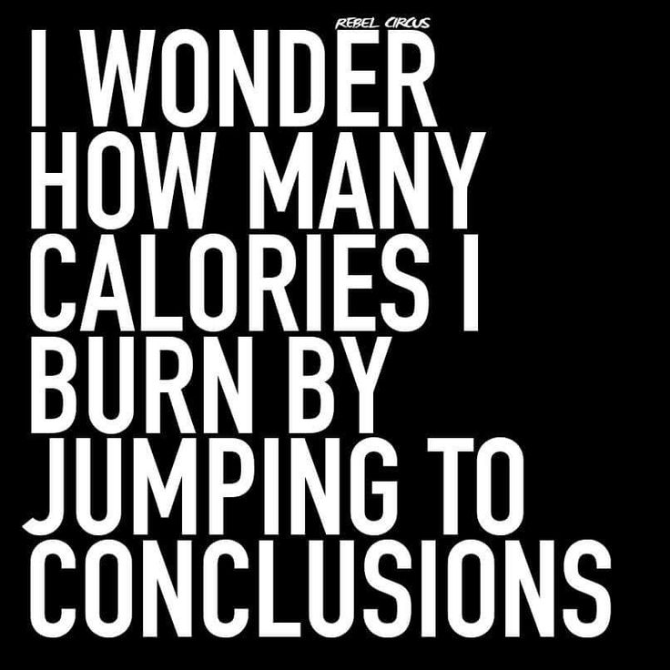 Jumping To Conclusions Quotes: 484 Best This Cracks Me Up Images On Pinterest
