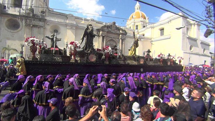Entrada, Jesús de la Merced, Viernes Santo 2017
