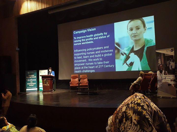 First Pakistan Nursing Midwifery Summit 2019 Islamabad Nurse