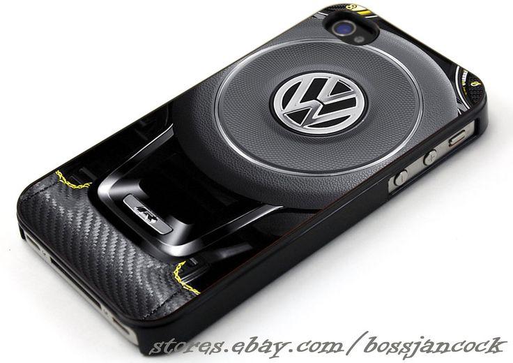 Volkswagen Golf R400 Handlebar iPhone 4 4s 5 5s 5c 6 6 plus, Samsung Galaxy Case #UnbrandedGeneric