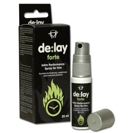 Spray ritardante che combatte l' ipersensibilita'