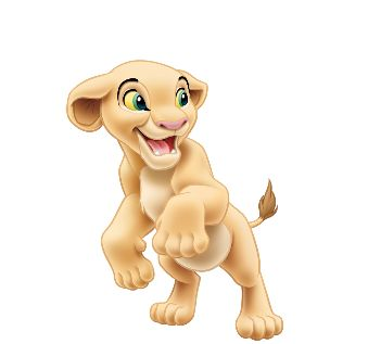 UNOFFICIAL DISNEY PRINCESSES: Nala