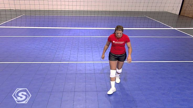 Volleyball: Attack Approach with Misty May-Treanor
